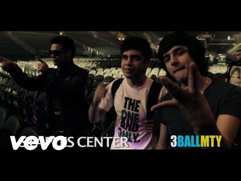 3BallMTY - On Tour: California 2012
