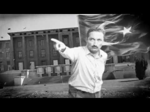 RAUF DENKTAŞ kıbrıs cıkarma anı radyo KONUŞMASI