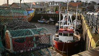 Европейское рыболовство страдает от последствий \