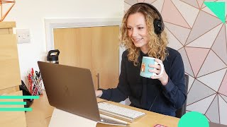 10 Work From Home Tips & How To Be More Productive While Working Remotely