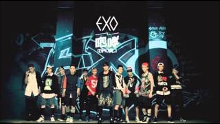 [Full Audio/MP3 DL] EXO- Growl (Chinese ver.+ MP3 for Korean. ver.) HD