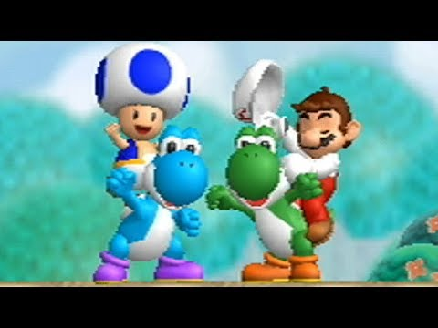 New Super Mario Bros Wii - Coin Battle #3