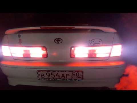 Toyota mark2 стоп сигнал