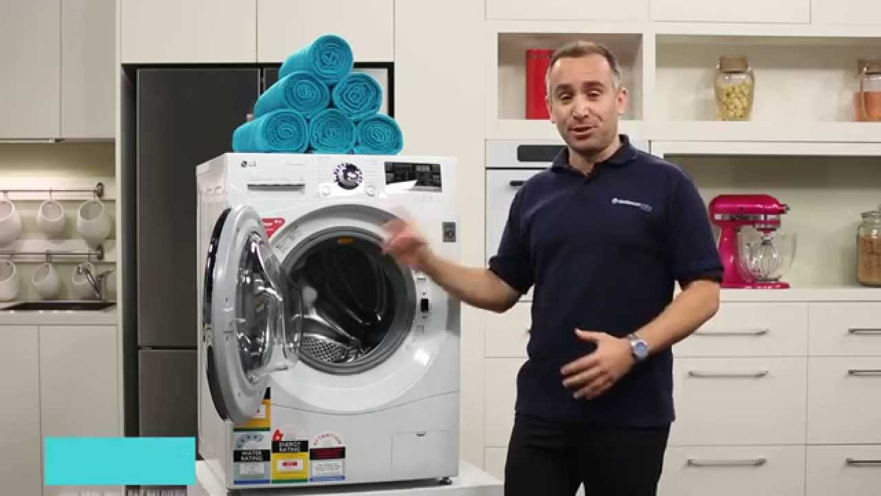 Lg Wd14130fd6 Washer Dryer Combo