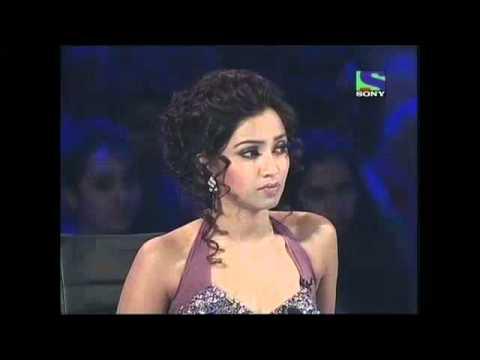 X Factor India - Sahiti G's performance on O Sajna Barkha Bahar Aai- X Factor India - Episode 18 - 15th Jul 2011