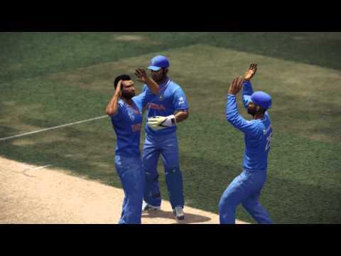 Don Bradman Cricket 14 : India vs Australia - Great Indian Bowling (PC)