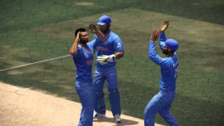 Don Bradman Cricket 14 : India vs Australia - Great Indian Bowling (PC)