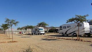 Stellplatz Cabo de Gata Almeria-Spanien