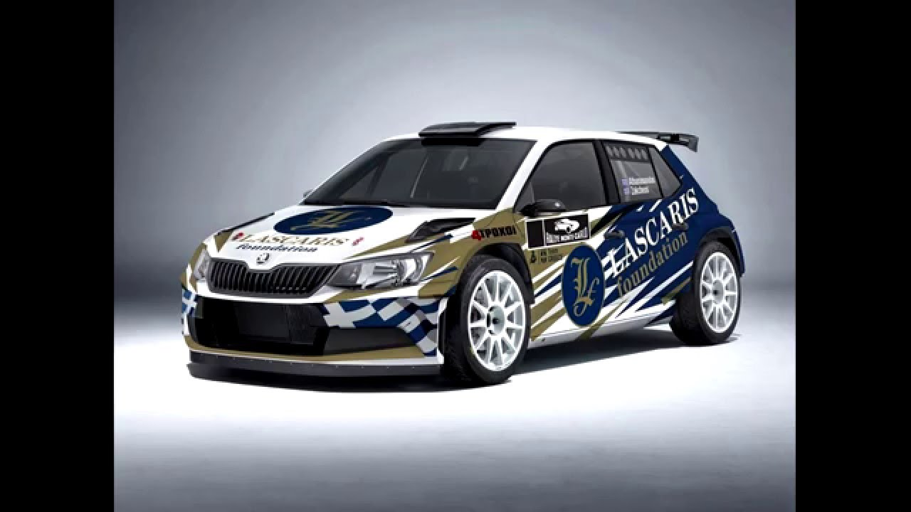athanassoulas pre monte carlo rally 2016 interview skoda fabia r5 wrc 2 youtube. Black Bedroom Furniture Sets. Home Design Ideas