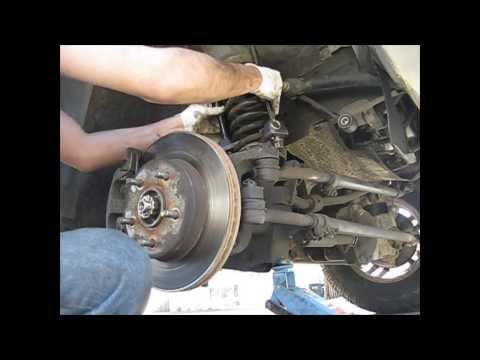 "2000 Jeep Grand Cherokee WJ 2"" Budget Boost lift front"