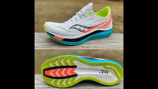 Saucony Endorphin Pro 1st Run Review, Shoe Details, Compared To Endorphin Speed And Others