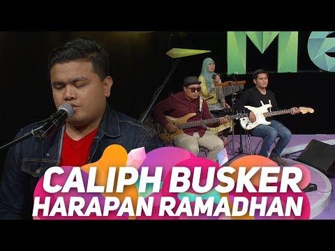 Harapan Ramadhan versi Caliph Busker | Raihan feat. Man Bai I Persembahan Live MeleTOP