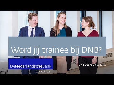 Trainee bij De Nederlandsche Bank. DNB zet je op scherp. Gemma | trainee