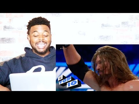 WWE Top 10 SmackDown LIVE moments: May 15 2018 | Reaction