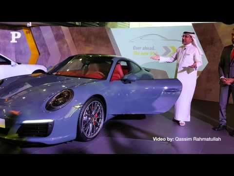 Porsche Centre Doha celebrates arrival of the new Porsche 911