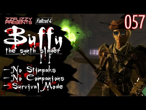 Buffy the Synth Slayer - 057 - Shipbreaker Heretic - Fallout 4 Let's Play