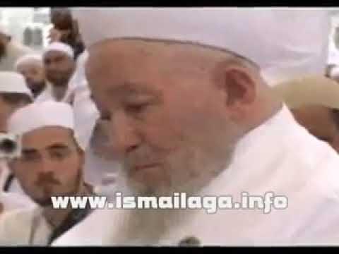 الشيخ المربي سيدي    محمود افندي قدس سره