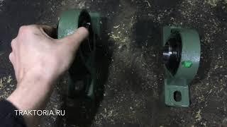 Обзорпо установке и правильной эксплуатации шнекороторного снегоочистителя СУ-2.1ОМ