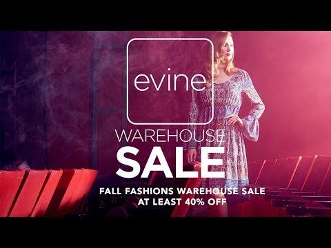 Warehouse Wednesday - Fall Fashions