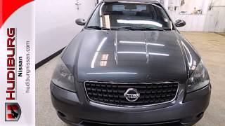 2006 Nissan Altima Oklahoma-City OK Norman OK Tulsa, OK #P6198 - SOLD