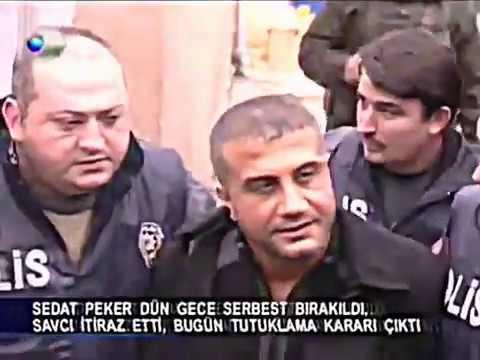 Reis Sedat Peker; Fetoş iş Başında