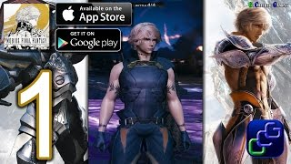 MOBIUS Final Fantasy Android iOS Walkthrough - Gameplay Part 1 - Tutorial Completed (English)