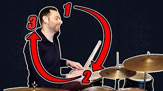 STOP Trying So Hard to Groove on Drums - Do This Instead