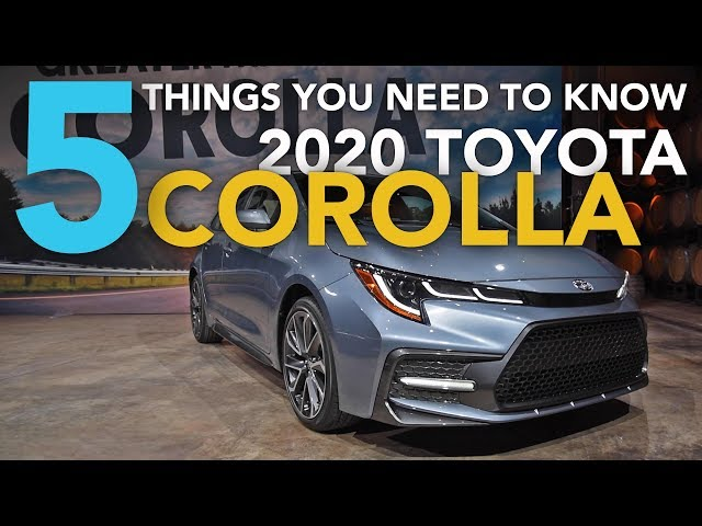 Toyota Camry vs Corolla: Which Sedan is Right For You? » AutoGuide
