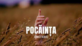 Eunice Bobos - Pocainta   Poezie de Dionisie Giuchici