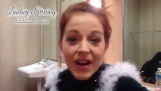 Lindsey Stirling Sends Her Greetings To Singapore!