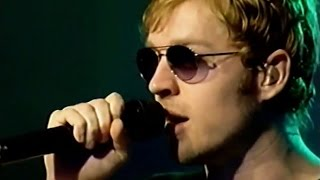 Gambar cover Darren Hayes - Insatiable (Live on The Pepsi Chart Show 2002)
