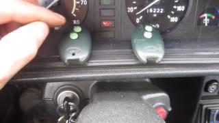 Mongoose AMG 700 перекодировка пульта