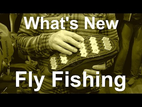2015 Top Fly Fishing Products - Calgary Alberta Show