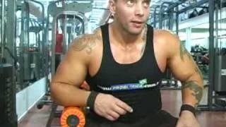 Treino Musculação Fernando Marques - Fisiculturismo