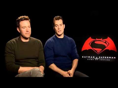 Sad Affleck - Batman V Superman - Mad World Version