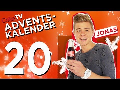 CokeTV Adventskalender: Türchen 20 mit Jonas | #CokeTVMoment