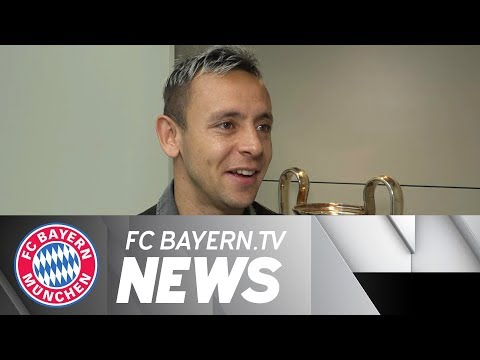 Rafinha extends FC Bayern contract – Germany squad announced