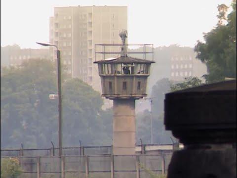 Berliner Mauer ´87 - Mauerwächter