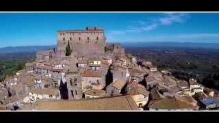 Soriano nel Cimino(1080 HD- DRONE)