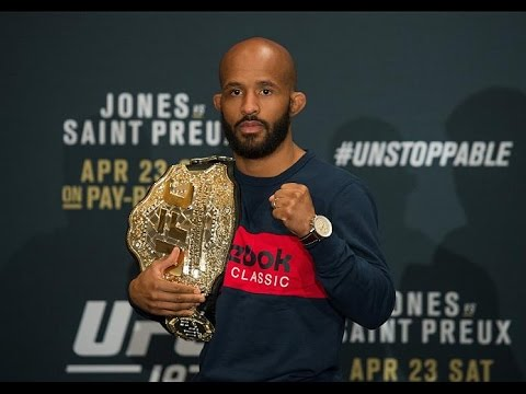 Fight Night Salt Lake City: Q&A with Demetrious Johnson