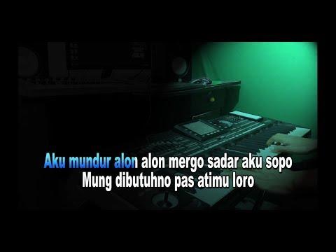 Karaoke Mundur Alon Alon Dangdut Koplo Tanpa Vokal Cover Keyboard