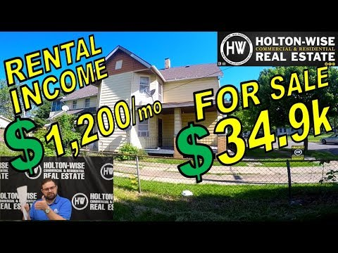 Real Estate Investing - Cash Flowing Duplex - Turnkey Invest