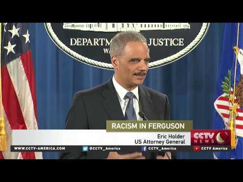 US Department of Justice report highlights Ferguson racial bias