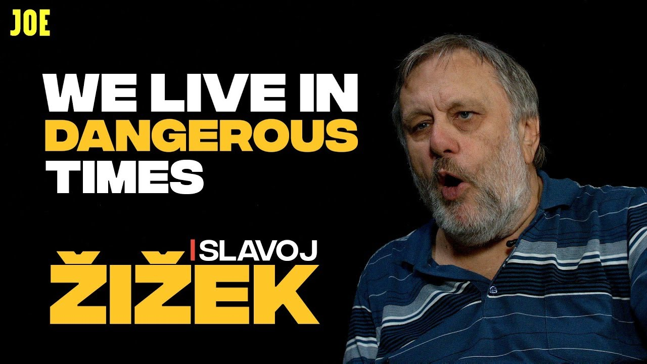 Slavoj žižek 2019 Interview Why I Like Greta Thunberg