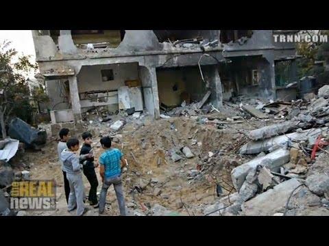 Gaza's Children Haunted by Nightmare of War