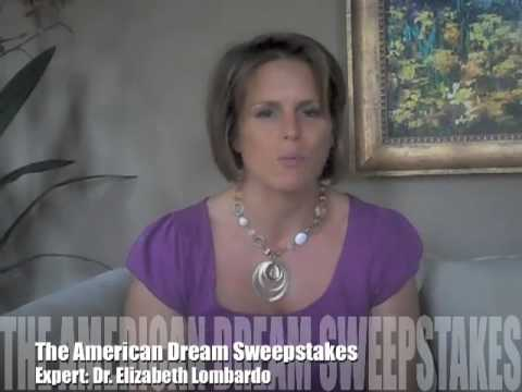 The American Dream Sweepstakes: Meet the Stress-Reduction Expert!