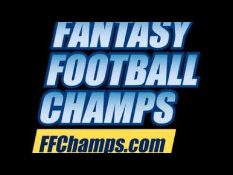 Fantasy Football Draft Q&A Plus  Expert Draft