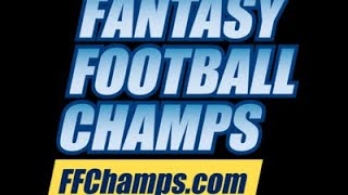 Fantasy Football Draft Q&A Plus LIVE Expert Draft