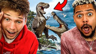 Top 10 Dinosaurs ft. Zack