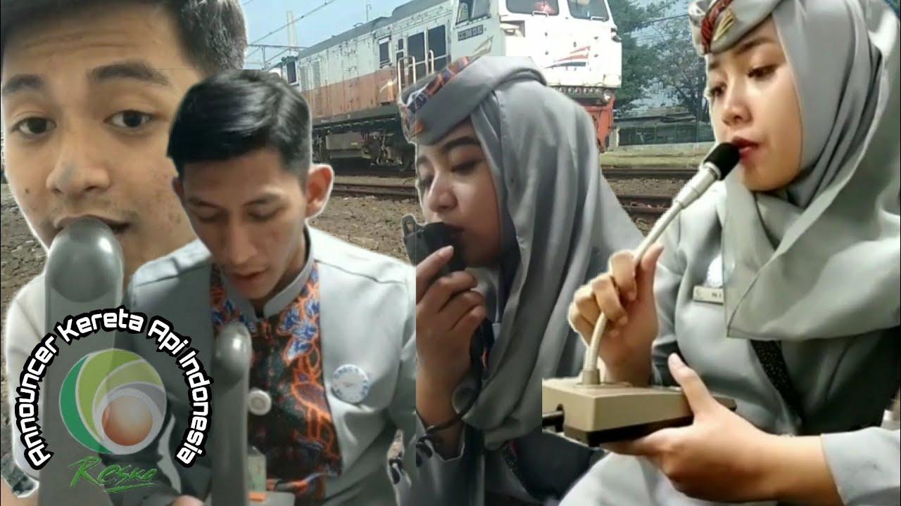 Download #1 Announcer Prama Prami Kereta Api Indonesia
